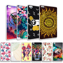 Soft Painted Case For Lenovo Tab E7 Case Silicone 7.0