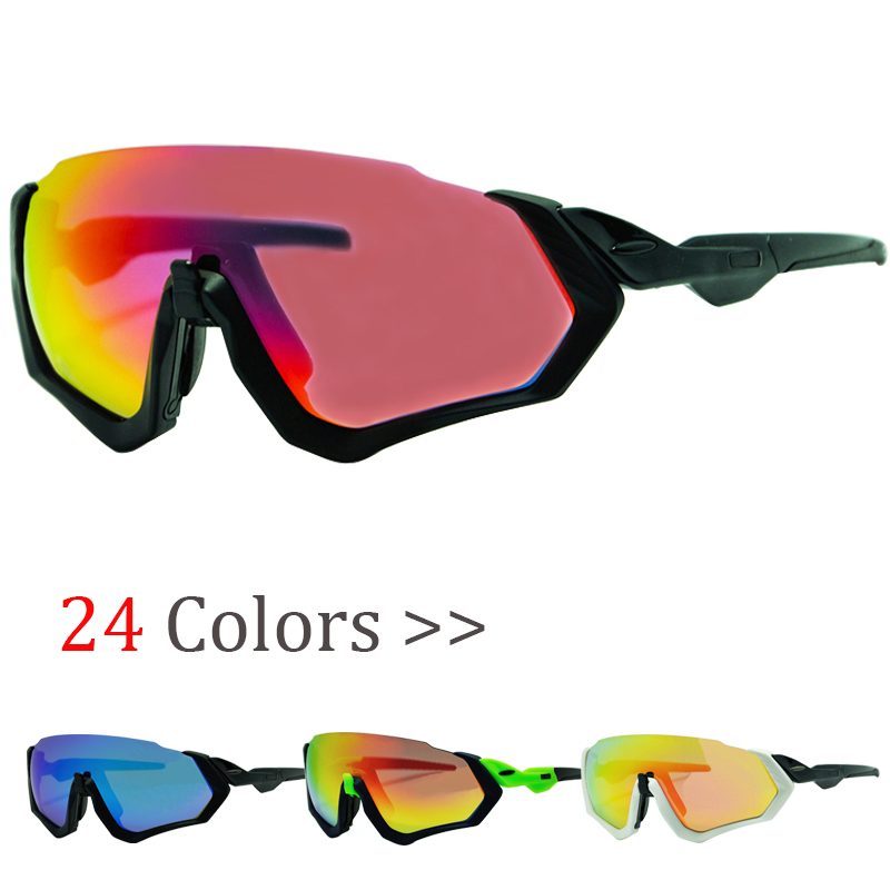 FJ 3 Lens Polarized Outdoor Sports Cycling Sunglasses Men Women Bike Bicycle Road Cycling Eyewear Glasses MTB Goggles 2018 new 4 lens brand design outdoor sports polarized cycling glasses eyewear tr90 men women bike bicycle sunglasses mtb goggles