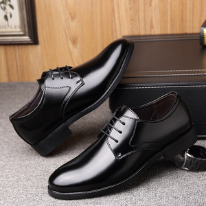 Image 4 - Mazefeng 2019ใหม่แฟชั่นธุรกิจรองเท้าผู้ชายรองเท้าหนังคลาสสิกผู้ชายชุดรองเท้าแฟชั่นLace Upรองเท้าผู้ชายoxfords