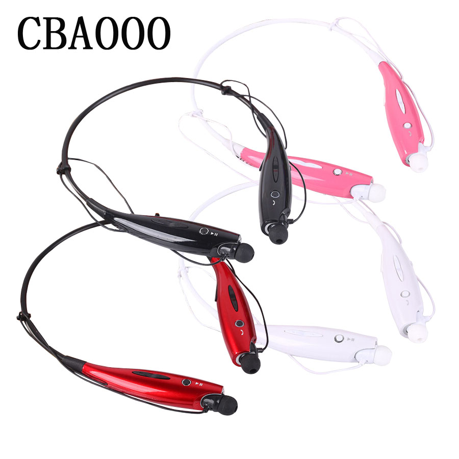CBAOOO Bluetooth Earphone Wireless Headphones with Microphone sprot Stereo V4.1 Bluetooth Headset for iPhone Android Phone remax rb s6 wireless bluetooth earphone headphones with microphone sport stereo bluetooth headset for iphone android phone