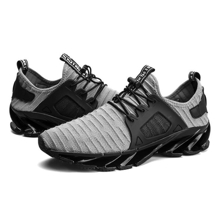 Homens Sapatas Dos Quatro De Sapatos Estações Cinza Novos Casuais Das Diárias Lona Calçados wxO0I0qtg