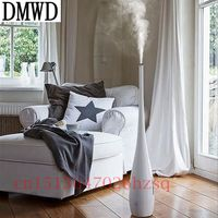DMWD 220V 25W 4L Aroma Essential Oil Diffuser Ultrasonic Air Humidifier For Office Bedroom Mute Zero