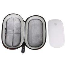 LTGEM estojo de armazenamento para mouse, EVA resistente para transporte, para mouse Apple Magic I II 2nd Gen