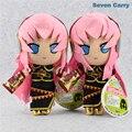 27 см Хацунэ Мику Vocaloid Megurine лука Куклы Плюшевые Игрушки Мягкие Куклы Рождественский Подарок На День Рождения Для Девочки Бесплатная Доставка CS1CB1