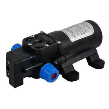 Pump 12V 60W 5L/min Diaphragm High Pressure Water DC Automatic Switch
