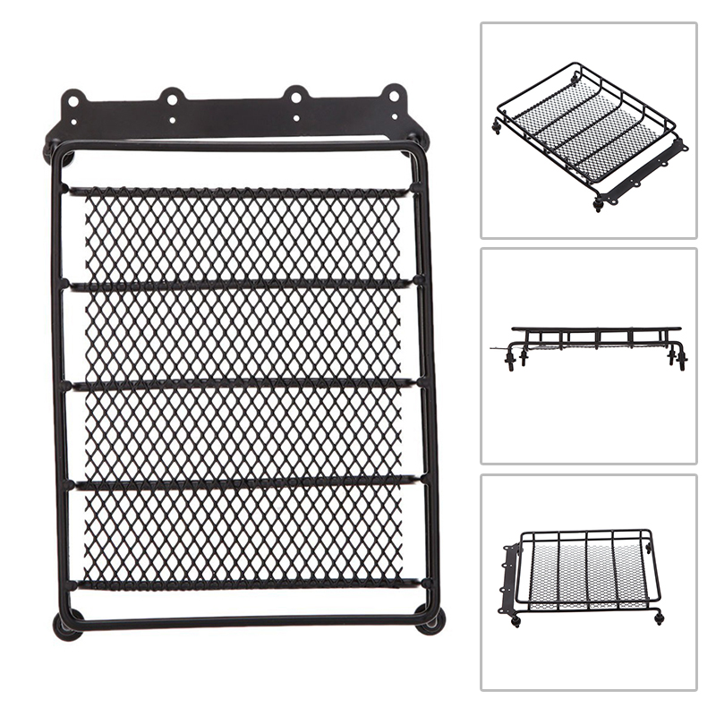2019 New Universal Black Durable High Quality Steel Accessory Cargo Carrier Roof Luggage Rack Basket Cross Bar Car/ SUV