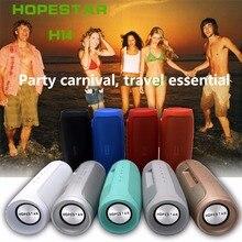 HOPESTAR H14 Protable Bluetooth Haut-Parleur Extérieur Super Bass Haut-parleurs Avec Mains Libres TF Puissance banque