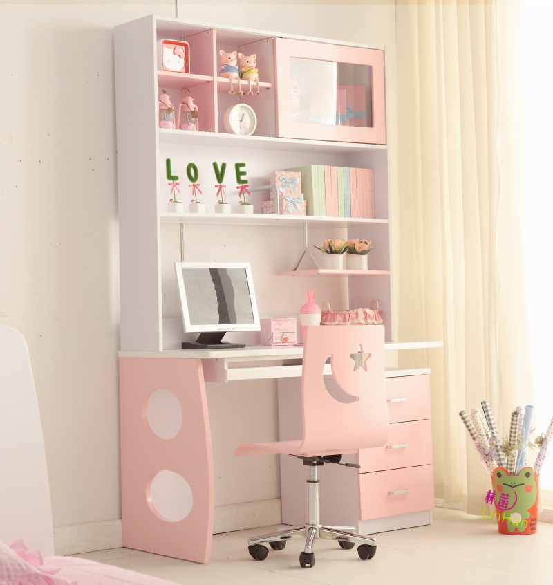 Children S Furniture 12 M Bookcase Desk Combination Computer Study Table Book In Sets From On