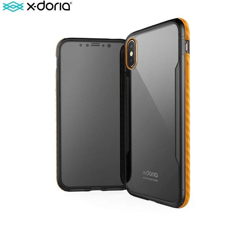 X-Doria Fense Series Phone Case For IPhone X 10 Military Grade Drop Tested Protective Case Cover For IPhone X Coque Accessories