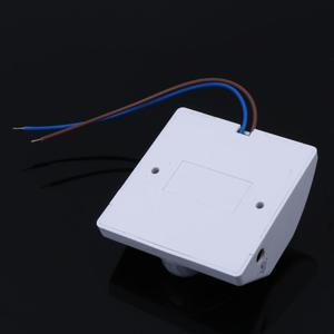 Image 5 - E27 220V Infrared Motion Sensor Automatic Light Lamp Holder Switch New Wide working voltage, normally working in170V 250V,50/60H