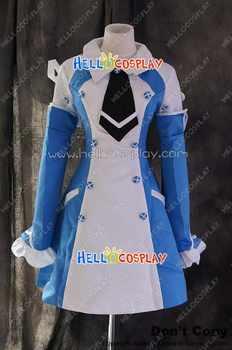 Pandora Hearts Cosplay Echo Zwei Blauen Kleid Kostüm H008