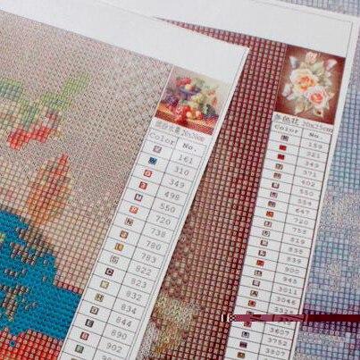 5d алмаз мозаика кесте мультфильм аюы - Өнер, қолөнер және тігін - фото 5