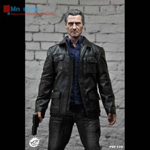 Free Shipping POPTOYS F20 1/6 Male Figure  Liam Neeson for 12″  Action Figure Collection Toys Gift
