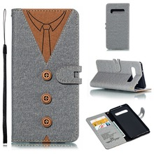 PU Leather Wallet for Samsung S6 S7 S8 S9 S10 case Flip Cover Card Slot Stand on for Samsung Galaxy A6 A750 A8 J530 J330 Cover mooncase suede leather side flip wallet card holder stand pouch чехолдля samsung galaxy s6 brown