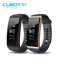 Cubot S1 динамического сердечного ритма Мониторы умный Браслет Датчик Шесть оси Multi-спортивные отслеживания активности отслеживания для Android и IOS