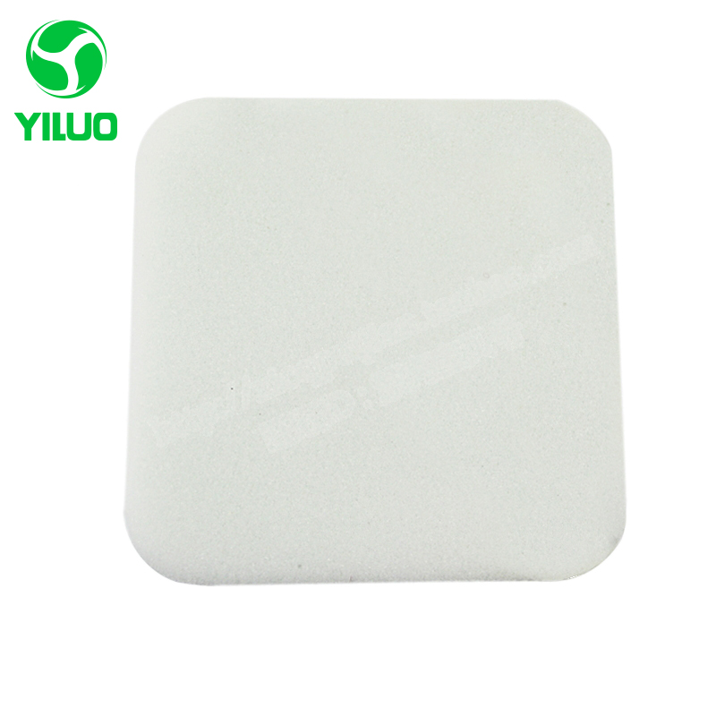 1PCS white Microfiber cloth filter of Vacuum Cleaner Accessories and parts Vacuum Cleaner for FC8222 FC8224 FC8220