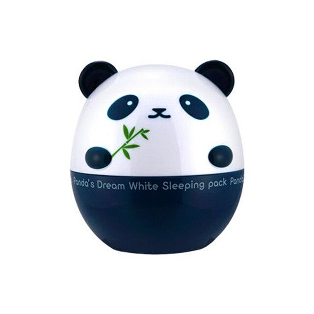 Mascarilla Facial para el cuidado de la piel Original de Corea cosmética Panda sueño blanco