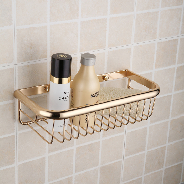 2017 Promotion Toothbrush Holder Bolt Inserting Type Chrome Copper Single Tier Sale Hot Bathroom Accessories Prateleira Shelf цена 2016