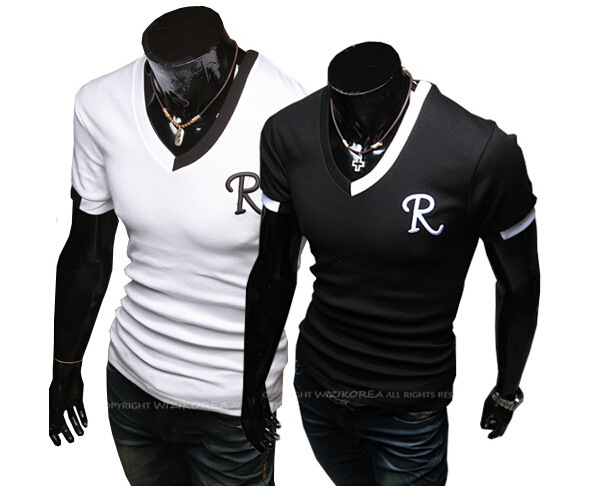 Aliexpress.com : Buy Plus Size XXXL/4XL T shirt Men Letter 'R ...