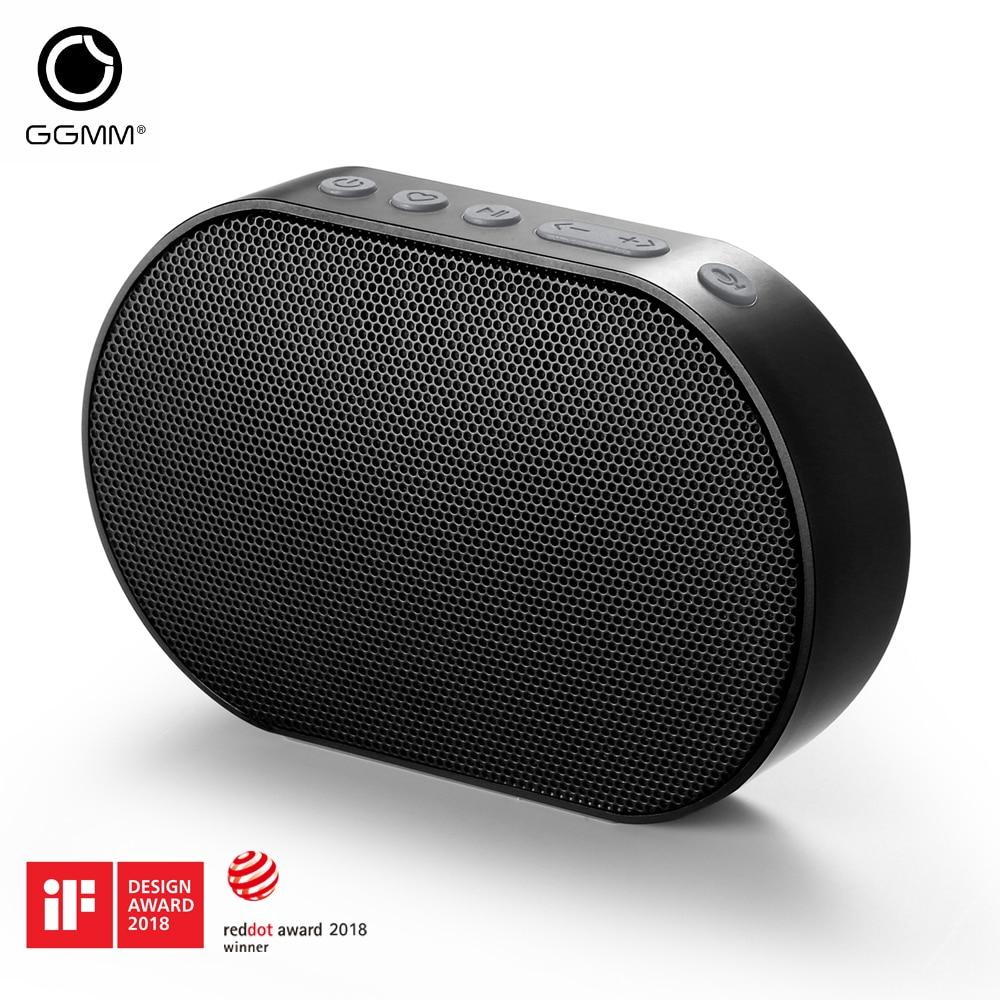 GGMM E2 Portable Speaker Bluetooth Speaker WIFI Wireless Speaker Outdoor Altavoz Bluetooth Soundbar Sound Box With Amazon Alexa