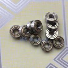10Pcs Miniatuur Lager 696ZZ 696-2Z 696-Z 696 696RS S696ZZ S696RS S696 Kogellager 6X15X5 Mm