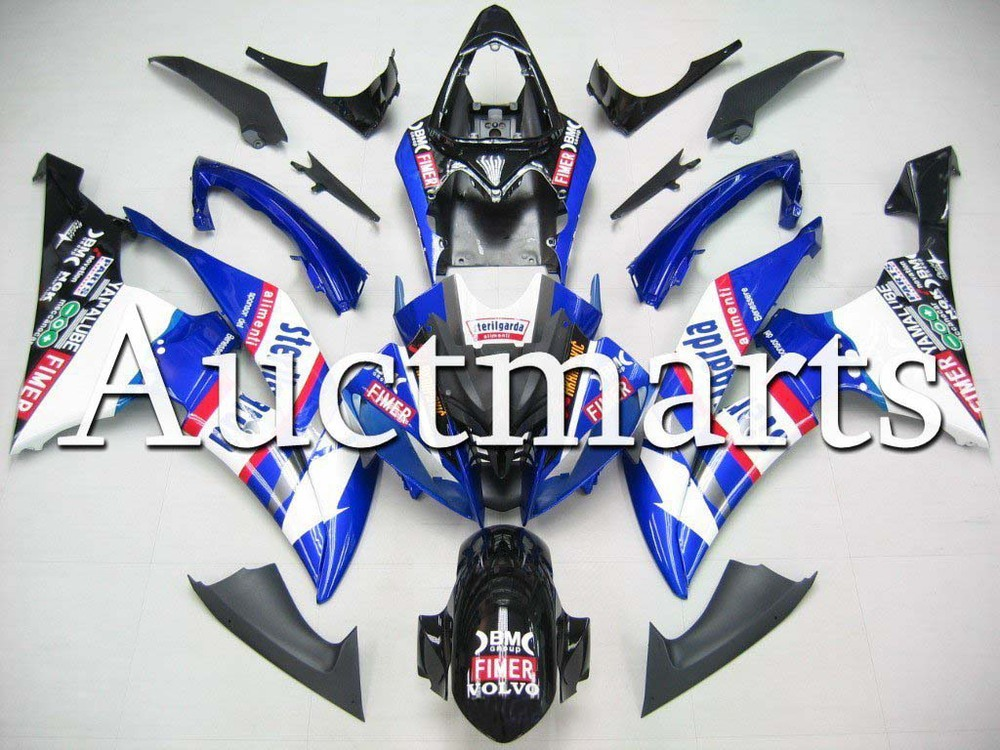 For Yamaha YZF 600 R6 2008 2009 2010 2011 2012 2013 2014 YZF600R 08-14 inject ABS Plastic motorcycle Fairing Kit YZFR6 08-14 C7 unpainted abs plastic front fender fit for yamaha 2008 2012 yzf r6 injection mould motorcycle fairing frame cover part