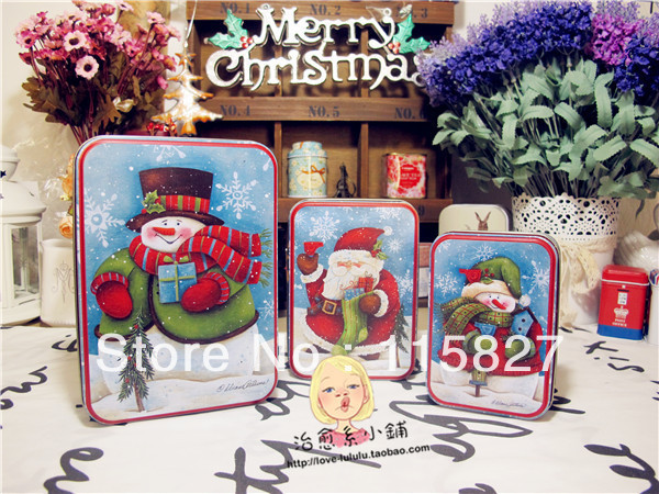 Online Get Cheap Christmas Containers Metal -Aliexpress.com ...