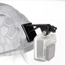 Тактическое крепление страйкбол камера адаптер Комплект камера шлем фиксированный Адаптер для GoPro экшн-съемки Охотничья винтовка камеры крепления