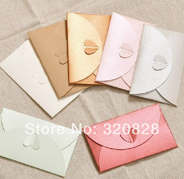 1117cm new colorful card bag mini invitation card envelope 1117cm new colorful card bag mini invitation card envelope invitation card case heart personalized reheart Gallery