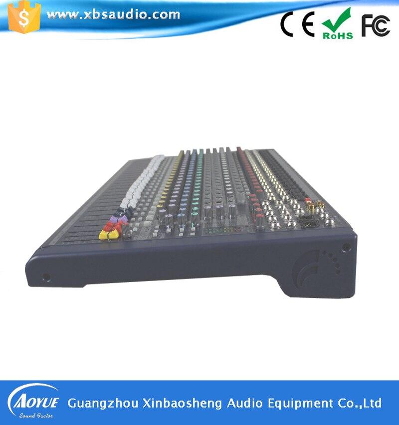цифровой аудио консоли
