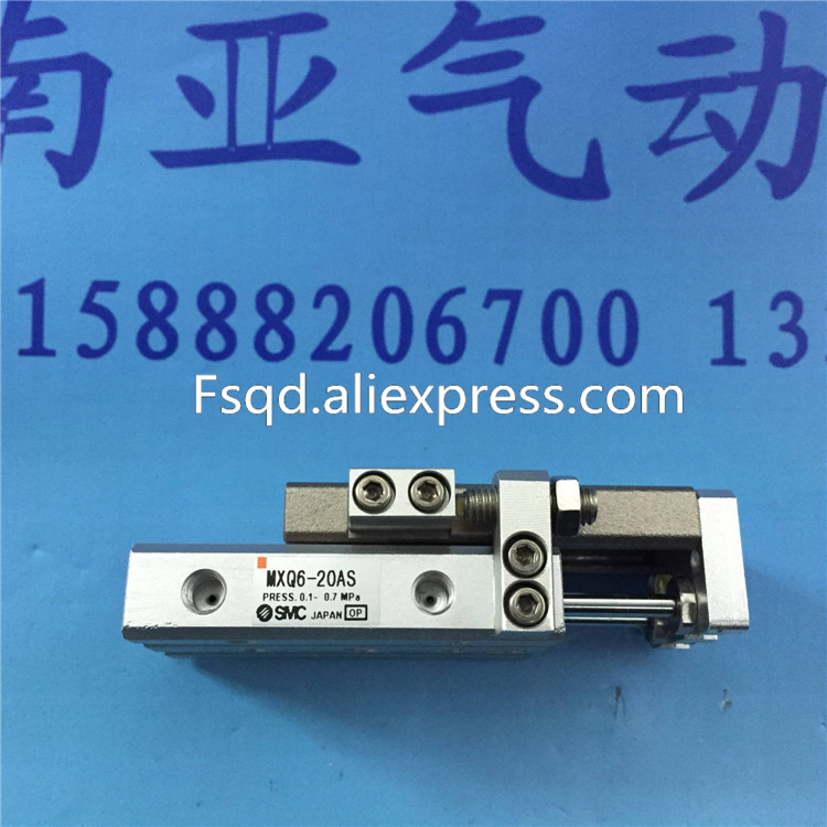 MXQ6-10A MXQ6-20A MXQ6-30A MXQ6-40A MXQ6-50A SMC air slide table cylinder pneumatic component MXQ series mxq6 10b mxq6 20b mxq6 30b mxq6 40b mxq6 50b smc air slide table cylinder pneumatic component mxq series