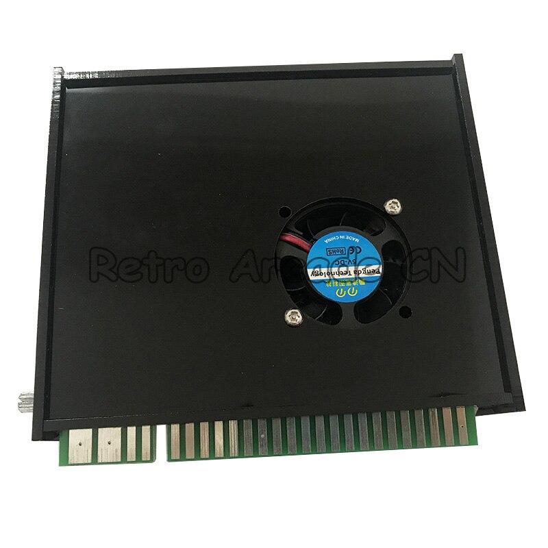 US $143 99 |Happy Game Time 5000 / 8500 / 11884 in 1 Super Multi Games  Titan Box JAMMA version CGA/VGA/RGBHV RGBS for Arcade Cabinet Machine-in  Coin