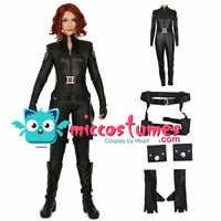 Disfraz de Cosplay de Widow, ropa para Halloween, traje de Nasha Romanoff