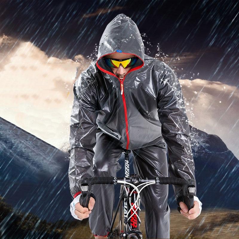 Buitensporten Fietsen Regenjas Sets Fiets Poncho Windcoat regenjas - Huishouden