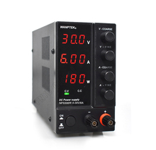 NPS306W DC regulated power supply Power Display Mini Adjustable Digital 0-30V 0-6A Laboratory Test Supply