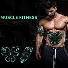 Живота упражнения батарея потеря вес брюшной мышцы фитнесс-инструменты мышцы тренер умный массаж фитнес оборудование