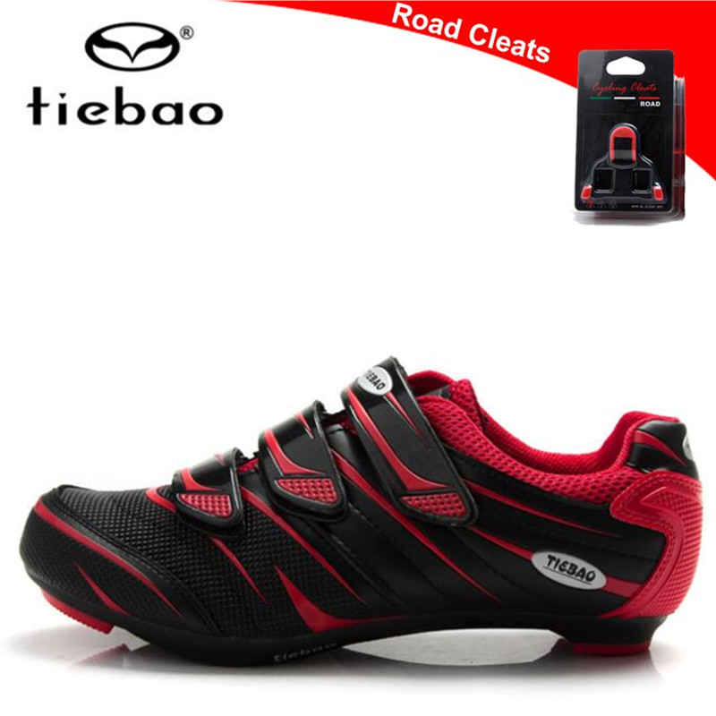 TIEBAO Road Cycling Shoes off Sports Shoes zapatillas deportivas mujer Bike sapatilha ciclismo Bicycle Riding Athlet Cycle shoes