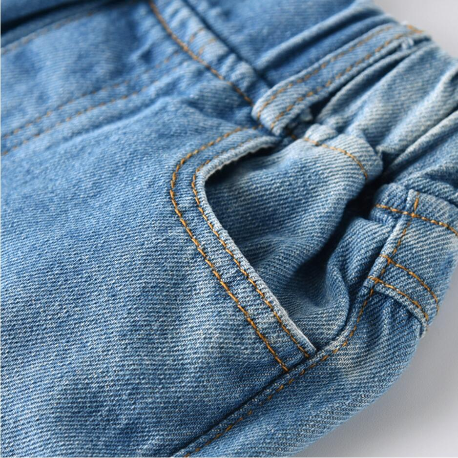 c8df55e2c Brand Kids Cartoon Trousers Pant Girls Jeans Children Boys Hole Jeans Kids  Fashion Denim Pants Baby boy Jean Infant Clothing-in Jeans from Mother &  Kids on ...