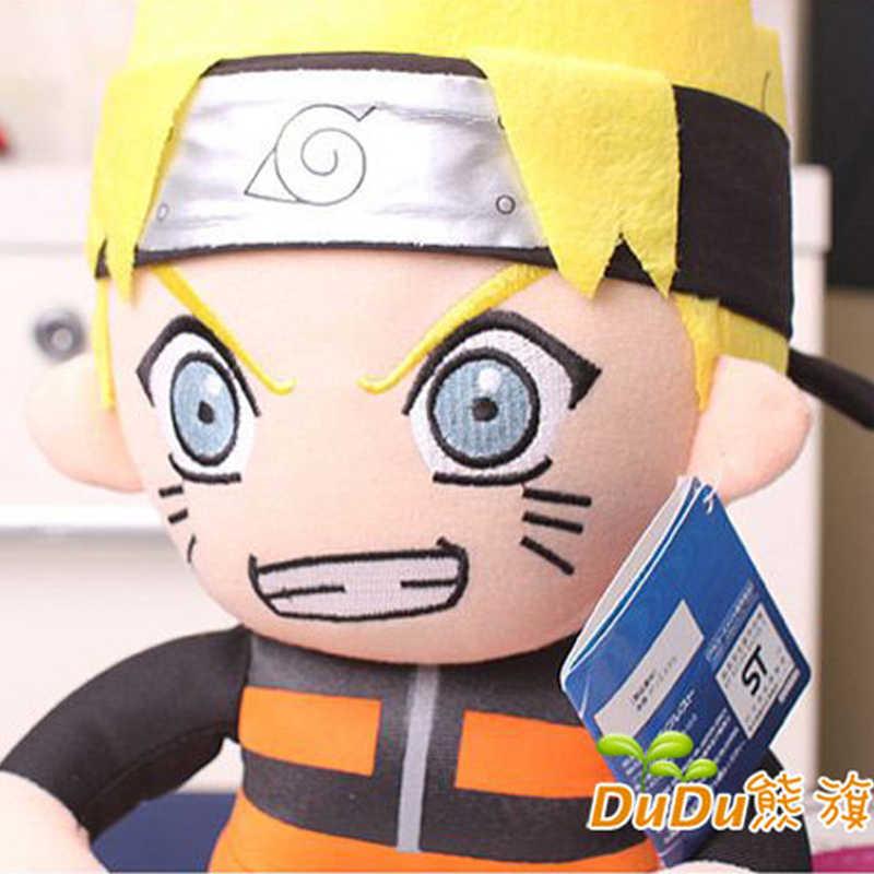 30 cm Anime Naruto Uzumaki Naruto Peluş Bebek Oyuncak Uzumaki Naruto Cosplay Kostüm Peluş Yumuşak Doldurulmuş Oyuncaklar Çocuklar için Hediye çocuk