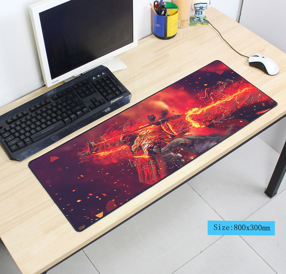 Popular cs go mousepad pad to mouse HD pattern computer mouse pad locked edge gaming padmouse gamer to keyboard mouse mats large small size pubg gaming mouse pad pc computer gamer mousepad keyboard wireless mouse mats lock edge notebook laptop mats