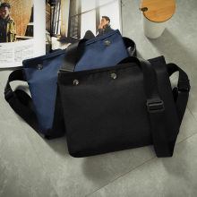 YUFANG Oxford Men's Daily Bag Mini Thin And Light Men Messenger Bags Vintage Style Casual Multifunction Crossbody Bag