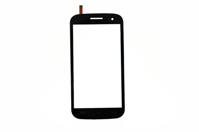 New OEM Replacement Glass for Fly IQ455 Touch Screen Digitizer Front Glass Panel --Black