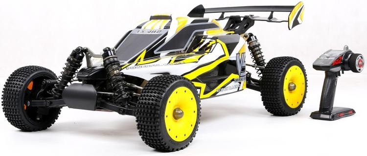 Rovan 4WD V5 remotely controlled off-road vehicle 32CC powerful 2 stroke gasoline engin