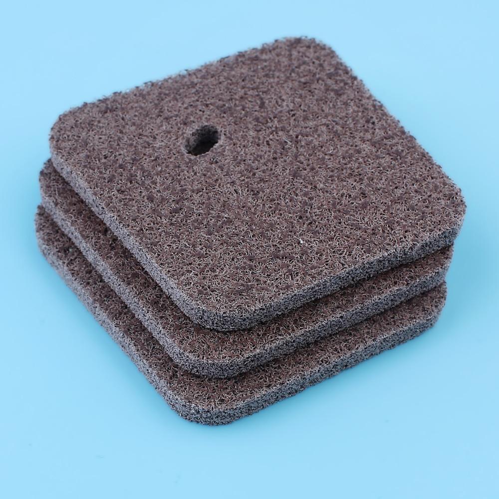 Air Filter For Stihl FC55 FS38 FS45 FS46 FS55 FS75 FS85 FS80 HL75 KM85 FC75 Trimmer Brush Cutter 41401242800