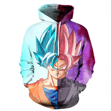 2019 Newest Harajuku Anime men/women Sweatshirts  Boy Long Sleeve Hoody Outerwear 3D Hoodies Pullovers