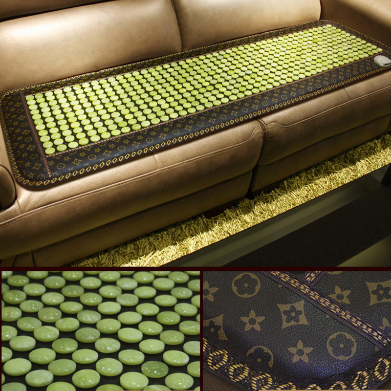 Korea Jade Massager Mat Electric Tourmaline Heating Mat Size 50*150CM