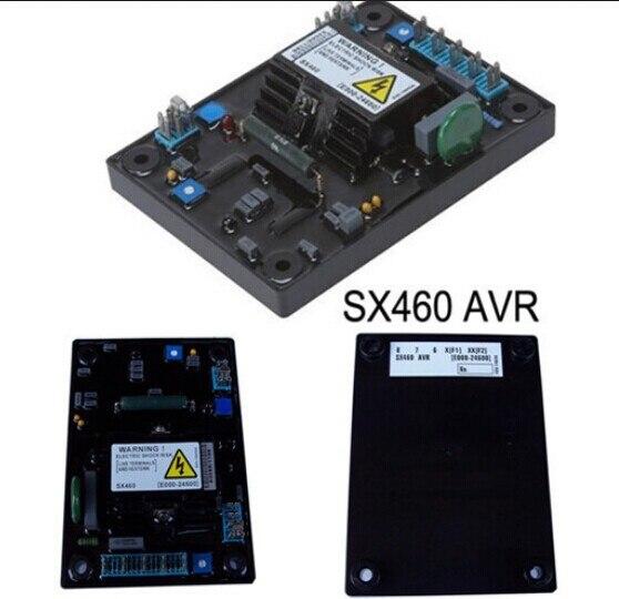 Avr sx460 схема подключения