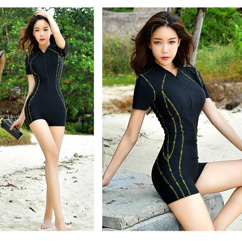 Women Sexy One-piece Swimsuit 13