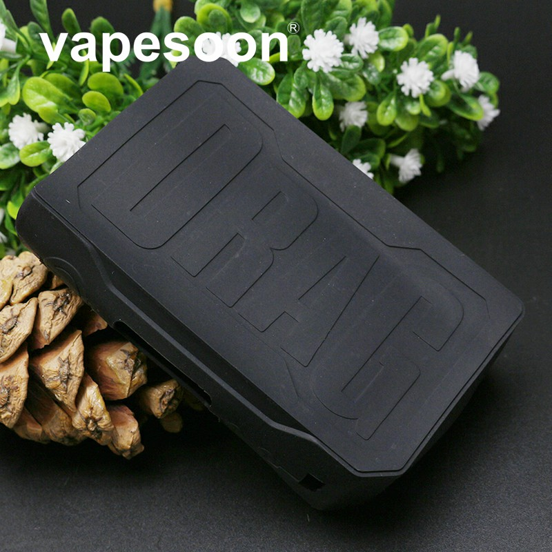 цена Colorful Silicone Case Sleeve Protective Covers Skin for Voopoo DRAG TC 157w Box Mod