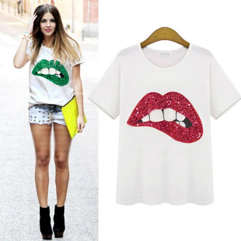 Gepäck & Taschen 2018 Frühling Sommer Oansatz Frauen Shirts T-shirts Frauen Tops & Tees Grundlegende Hemd Frauen T Shirt Baumwolle Feste Farbe Lila